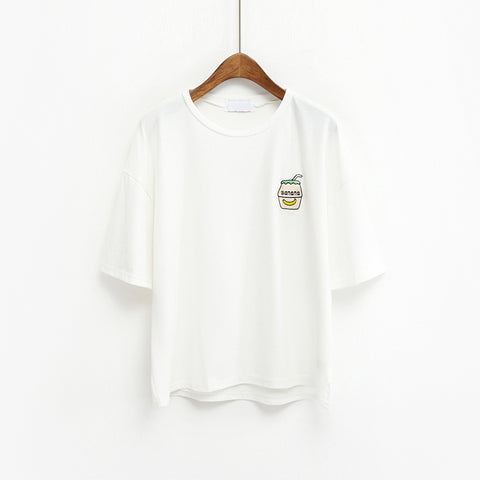 BANANA BOTTLE TEE