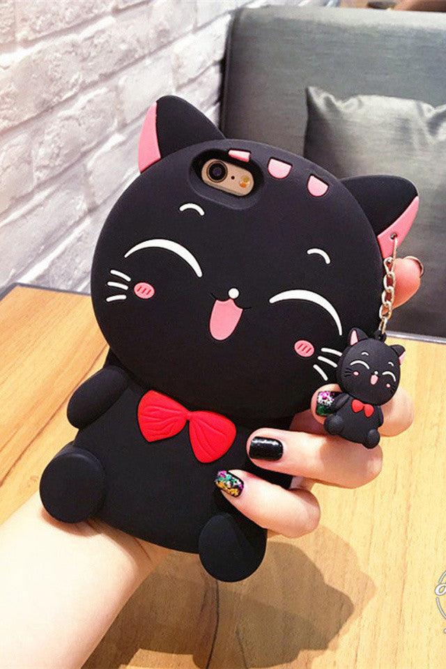 SlogPith SMILIE CAT CASE