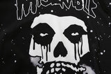 "IUYZW ""MISERABLE"" SKULL HEAD SWEATERS"