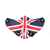 IUYZW BRITISH PUNK LEATHER MASKS