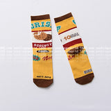 SlogPith CREATIVE ILLUSTRATION SOCKS