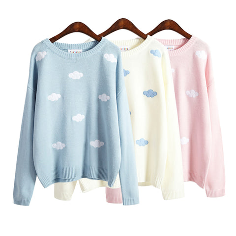 SlogPith CLOUD SWEATERS