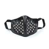 IUYZW PUNK RIVET MASKS