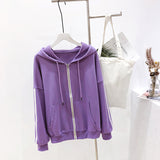 SIDE STRIPED HOODED JACKETS