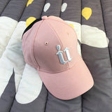 IUYZW CASUAL STYLE EMBROIDERY CAPS