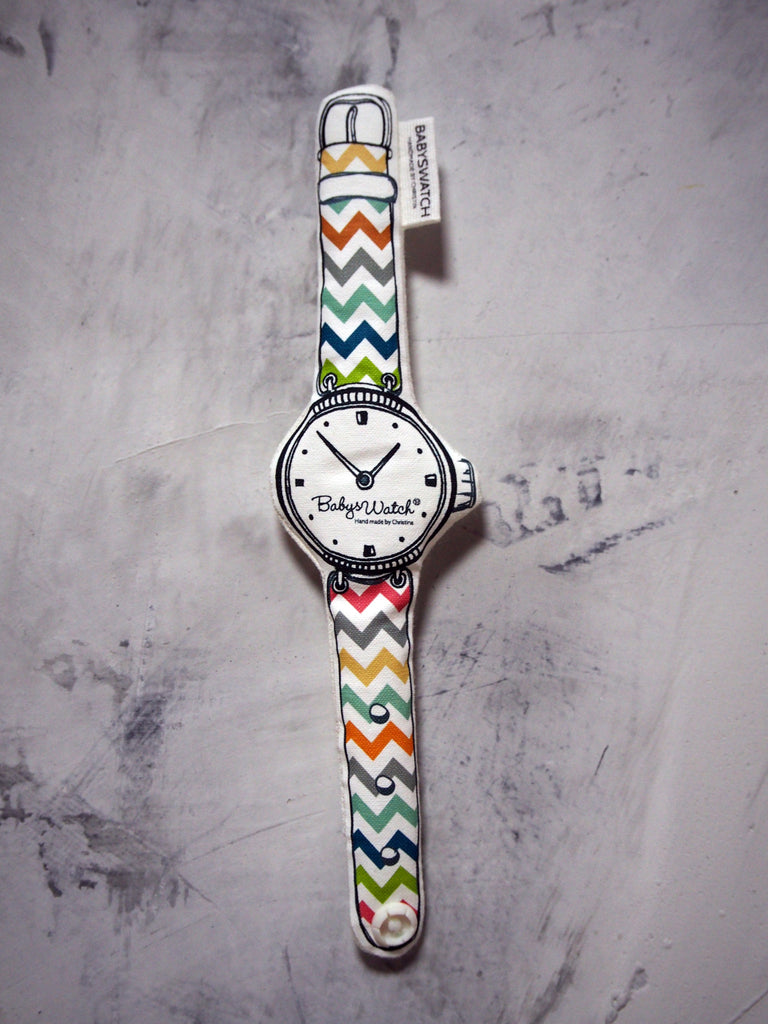 Babyswatch Non-Rattle BOSTON24