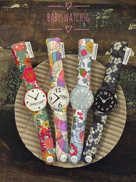 Babyswatch Non-Rattle POSH Betsey
