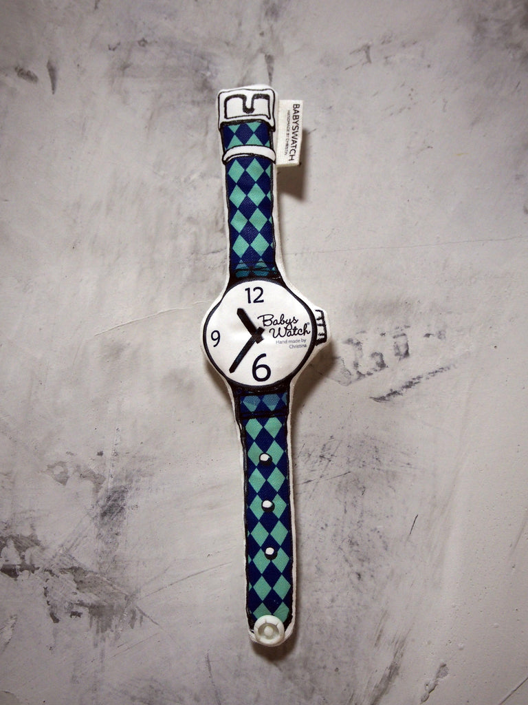 Babyswatch Non-Rattle RUSH19