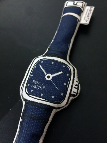 Babyswatch Non-Rattle SQUARE03