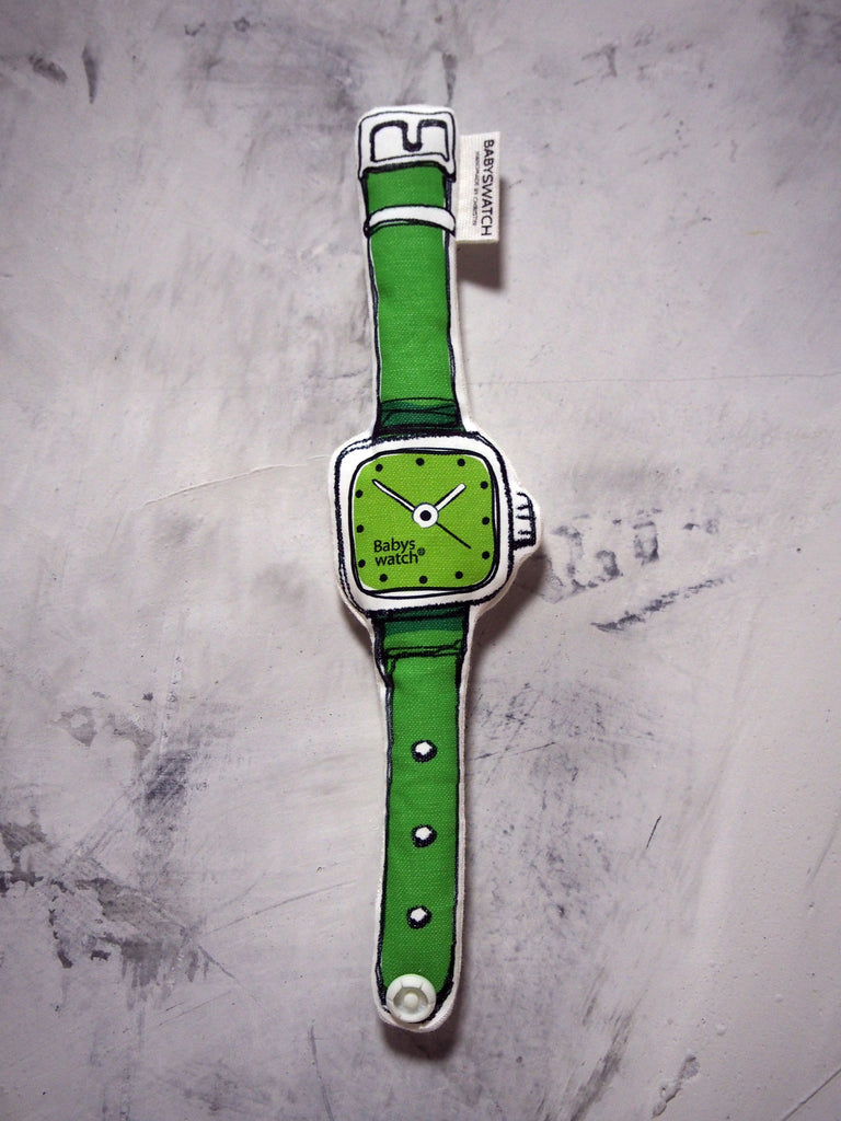 Babyswatch Non-Rattle SQUARE15