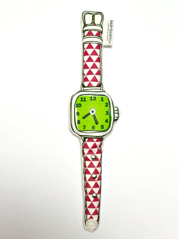 Babyswatch Non-Rattle ALICE11