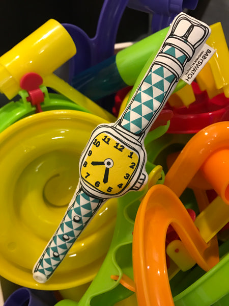 Babyswatch Rattle ALICE07