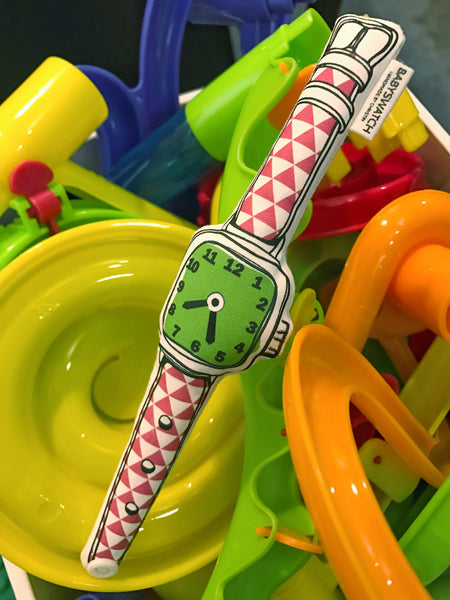 Babyswatch Rattle ALICE11