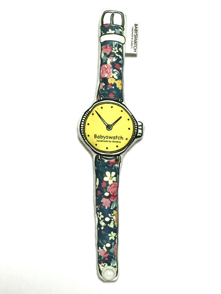Babyswatch Non-Rattle TEW11