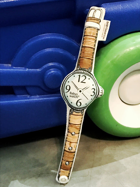Babyswatch Rattle VINTAGE04