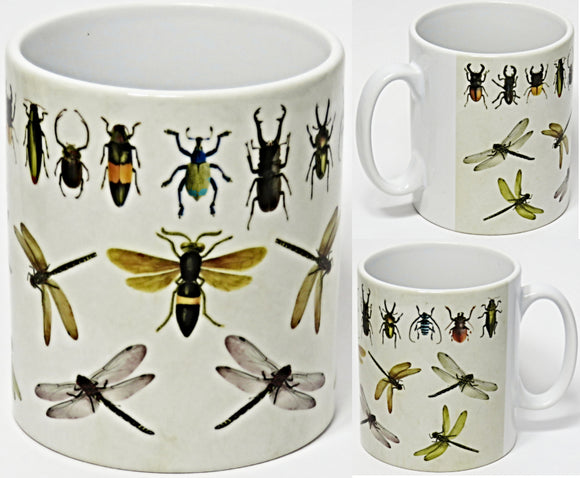 insect mug from pennythepoocher.com