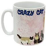 crazy cat lady gift