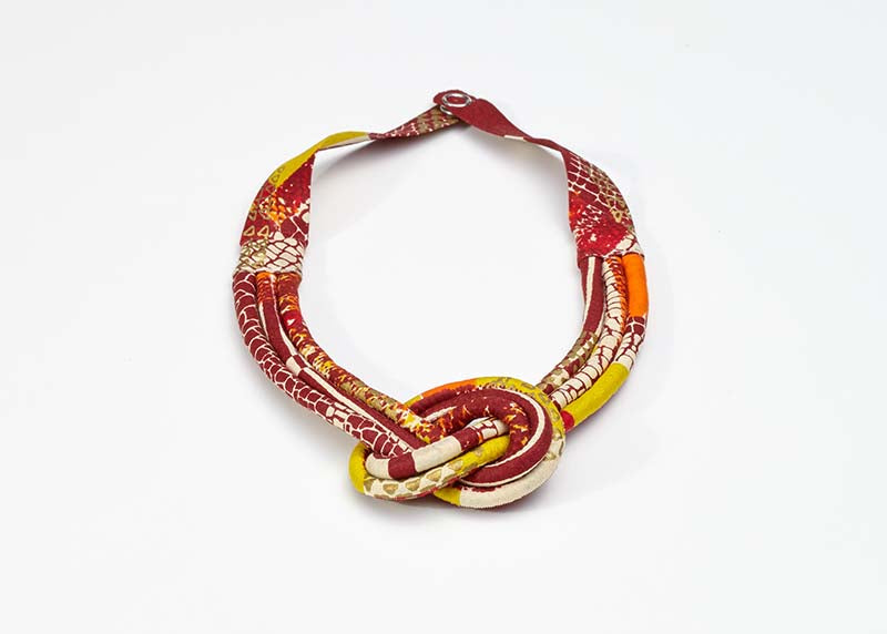 Nandi Flame Eternity Necklace
