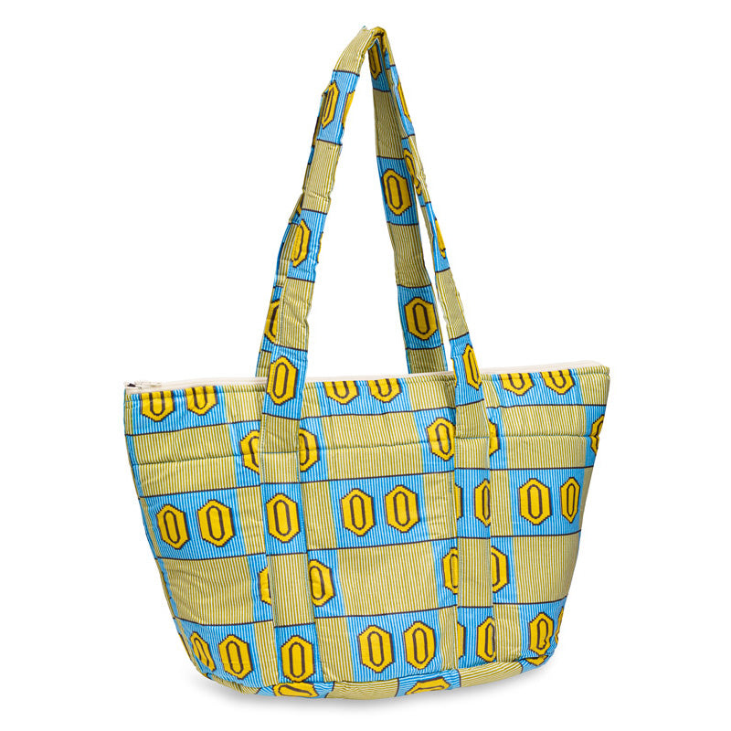 Gold Drop Tote