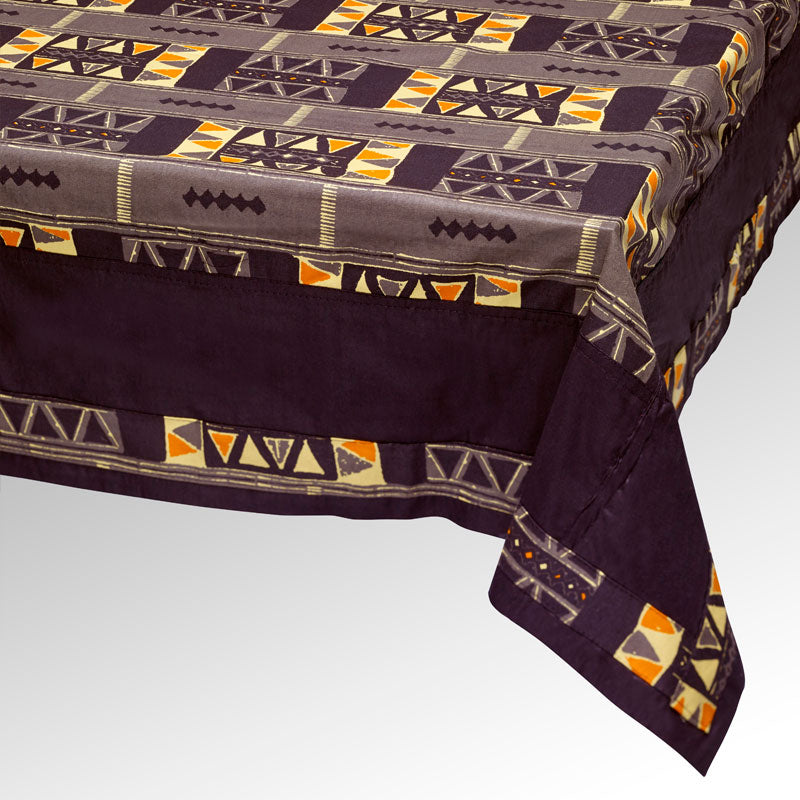 Tamboti (Ash) Tablecloth Set