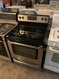 Frigidaire Glasstop Stainless Steel