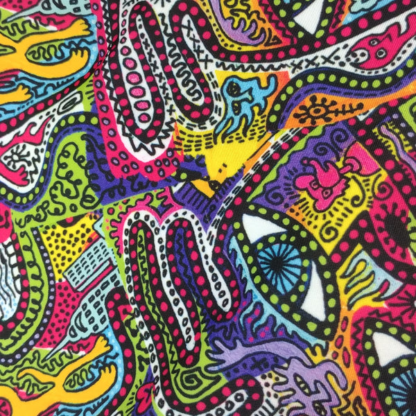 art design print fabric