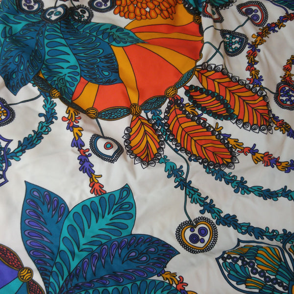 paisley swimsuit fabric