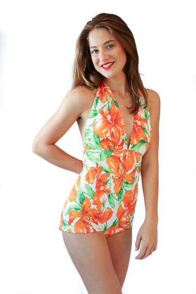 Pick Your Print Bombshell Maillot!