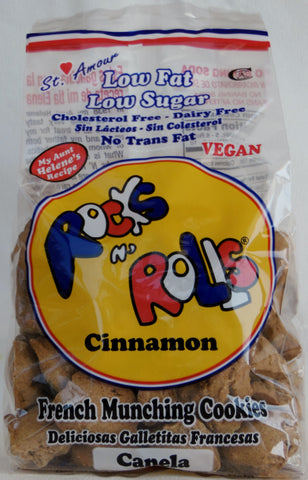 A weight watchers favorite, Rocks N ROlls Cinnamon