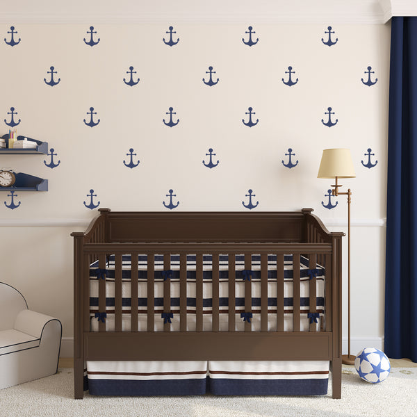 Anchors // Wall Decals - Twelve9 Printing
