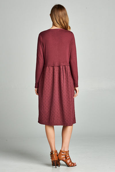 The Sweater Dress - Twelve9 Printing