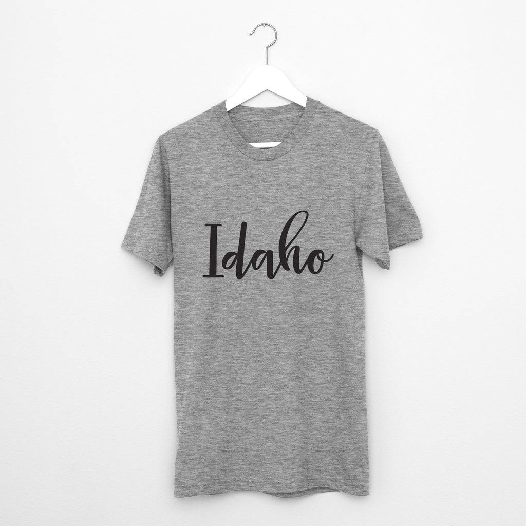 Idaho // Short Sleeve - Twelve9 Printing