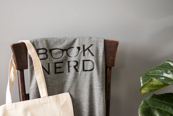 Book Nerd // Long Sleeve - Twelve9 Printing