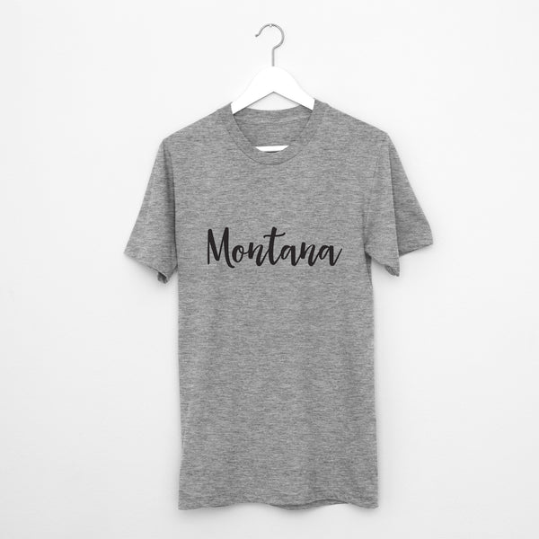 Montana // Short Sleeve - Twelve9 Printing