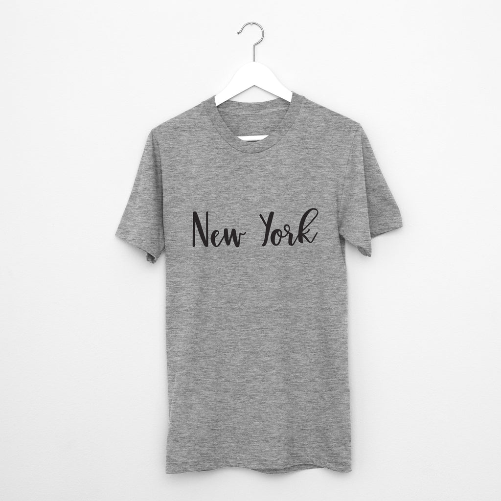 New York // Short Sleeve - Twelve9 Printing
