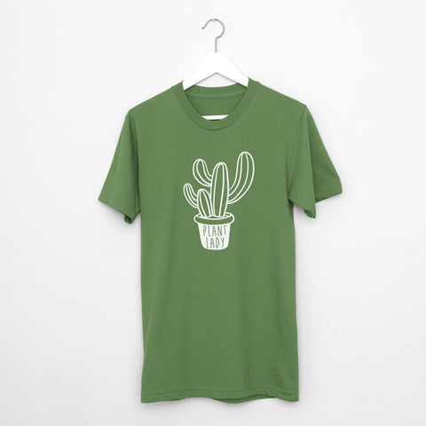 Plant Lady // Short Sleeve - Twelve9 Printing