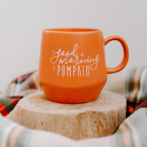 Good Morning Pumpkin // Coffee Mug