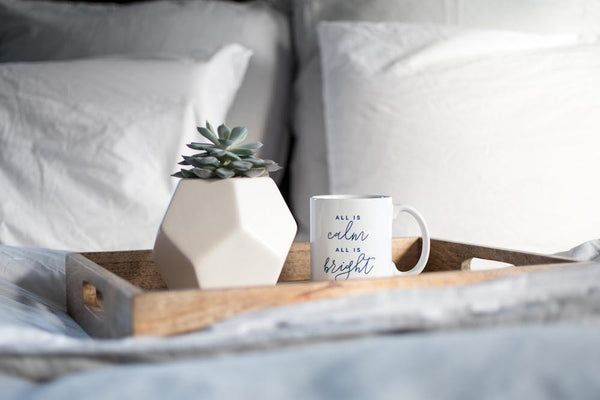 All is Calm, All is Bright // Coffee Mug - Twelve9 Printing