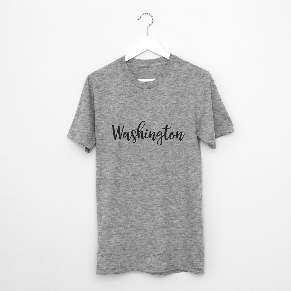 Washington // Short Sleeve - Twelve9 Printing