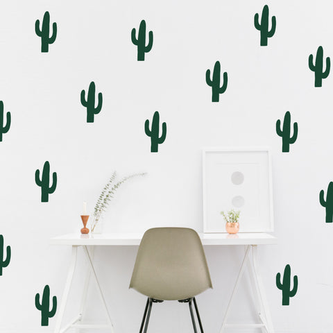 Cactus // Wall Decals
