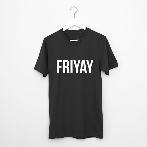 Friyay // Short Sleeve - Twelve9 Printing