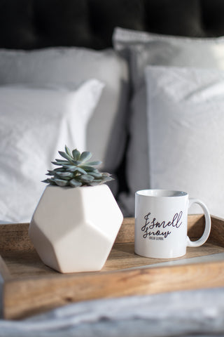 I Smell Snow // Coffee Mug - Twelve9 Printing