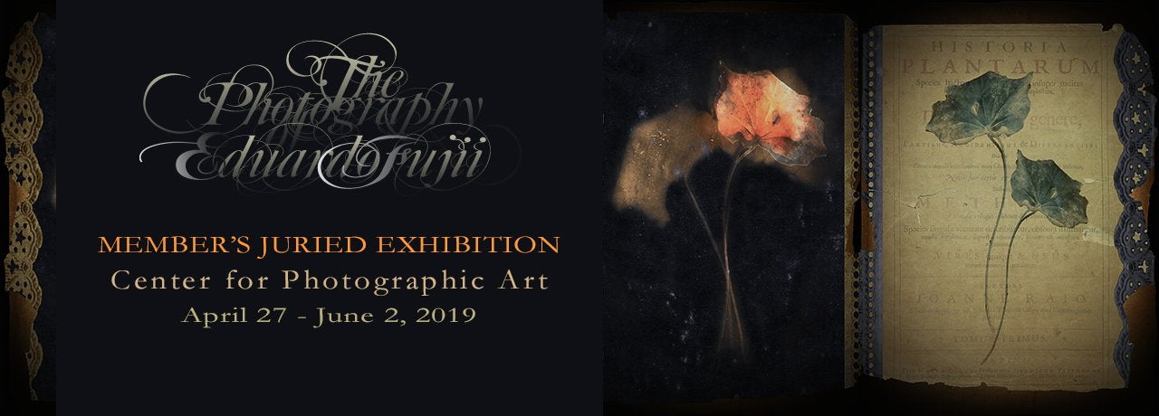 Eduardo Fujii at Center for Photographic Art 2019 Members Juried Exhibition