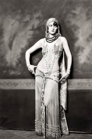 Ziegfeld Follies 1920 fashion