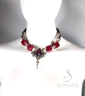AMORPHA OOAK STATEMENT NECKLACE Necklace