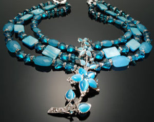 Aquarium Necklace Sumaris Aqua Necklaces Sumaris Aquarium Aquarium