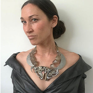BITE ME BOLD STATEMENT NECKLACE