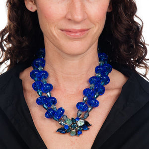 BLUE VELVET Necklace