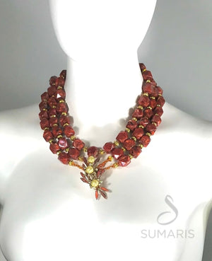 BRICK LANE OOAK STATEMENT NECKLACE Necklace