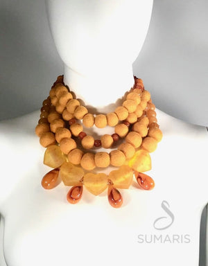 BUTTERSCOTCH Necklace